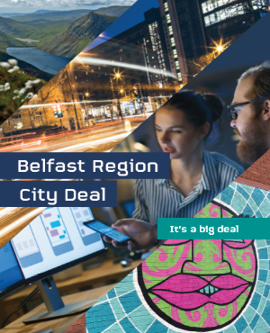 Belfast City Deal image