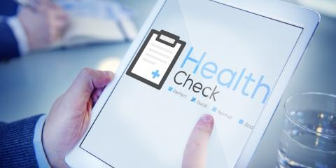 Tablet Health Check