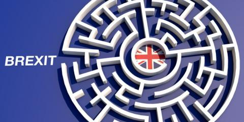 Brexit in a maze