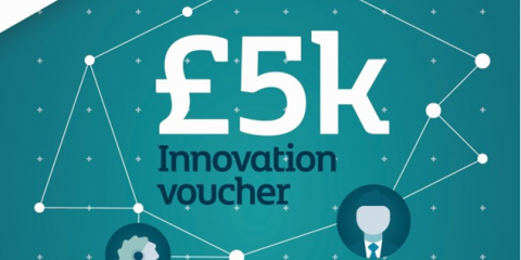 £5k innovation voucher